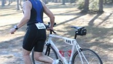 First Triathlon in Waldo