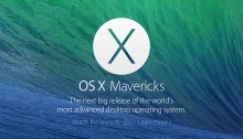 Mavericks Desktop Wallpaper